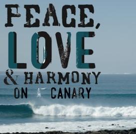 PEACE, LOVE & HARMONY ON A CANARY: Reisebericht von Adrian Siebert (Fuerteventura, Spanien)