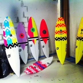 Nord- Spanien und seine bekannteste Surfboard- Werkstatt