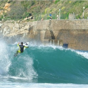 Surfspot- Guide Nord-Spanien: Surfen in San Sebastián