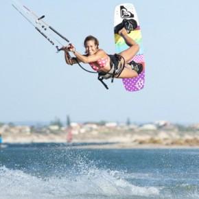 Pro- Surferin aus Süd- Spanien: Kennt ihr schon…. Angela Peral?