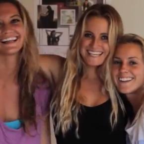 Frage der Woche: Wie halten sich Pro- Surferinnen fit?